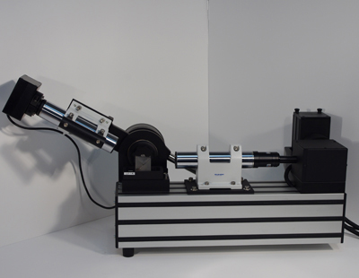 HCDR (Hilger-Chance Digital Refractometer) is a refractive index measurement system
